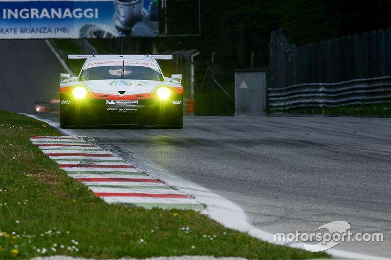 #92 Porsche Team, Porsche 911 RSR: Michael Christensen, Kevin Estre