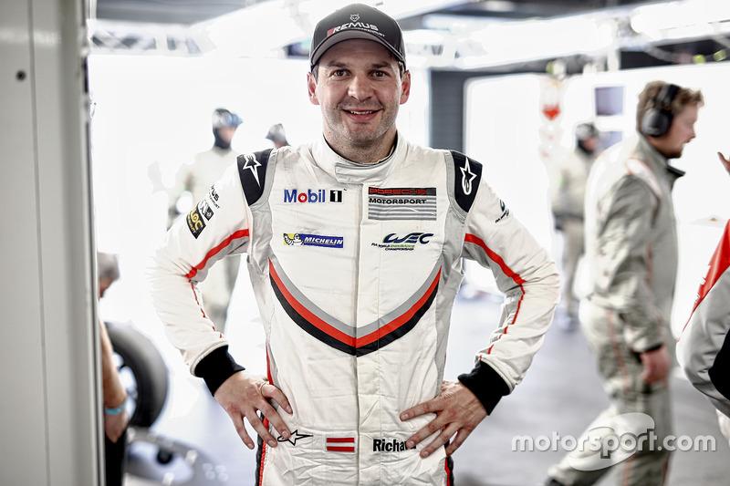 Richard Lietz, Porsche Team