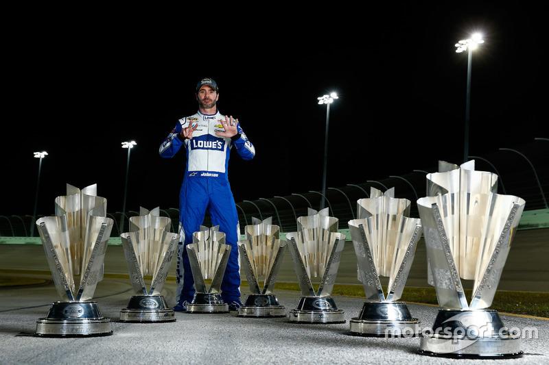 10. Джимми Джонсон, Hendrick Motorsports Chevrolet
