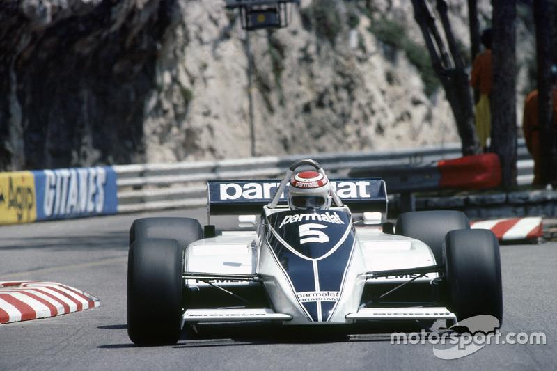 1981: Brabham BT49С Ford