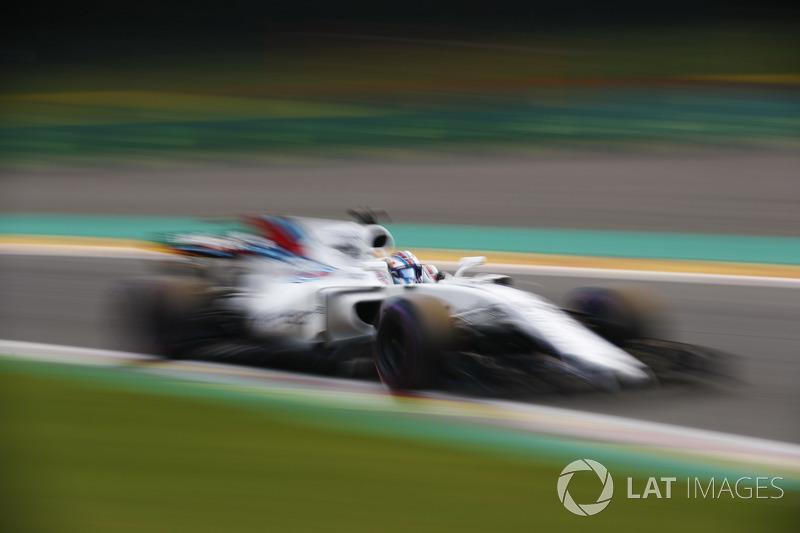 16: Felipe Massa, Williams FW40