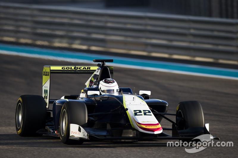 Julian Falchero, Campos Racing
