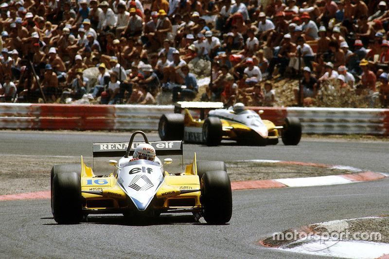 Рене Арну, Ален Прост, Renault RE30B