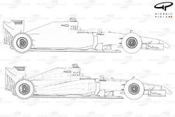 DUPLICATE: McLaren MP4-29 side view