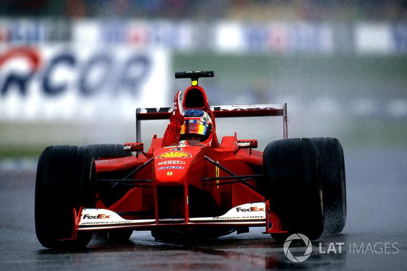Rubens Barrichello en Alemania