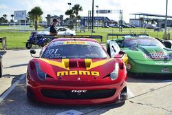 #301 MP1A Ferrari 458, Jonathon Ziegelman, NGT Motorsport