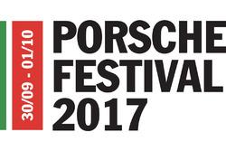 Logo Porsche Festival 2017