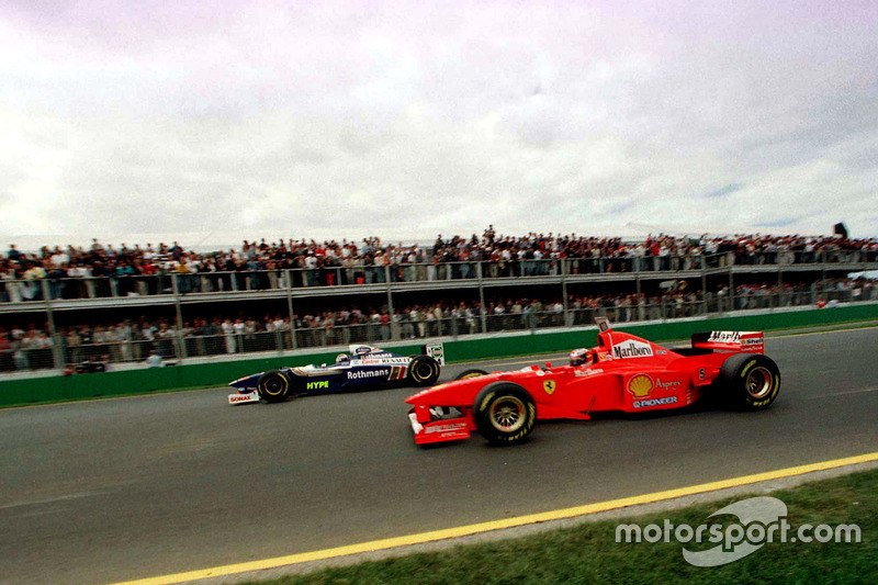 GP Australien 1997