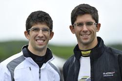 Ricky Taylor, Jordan Taylor, Cadillac Racing