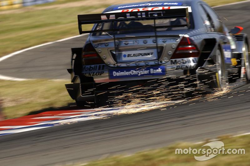 DTM, Oschersleben 2004: Christijan Albers, HWA, Mercedes C-Klasse