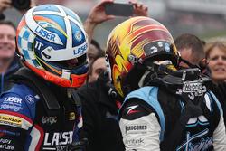 Winner Aiden Moffat, Laser Tools Racing Mercedes Benz A-Class