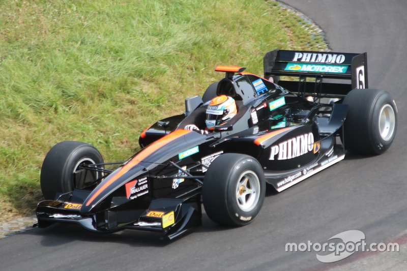 Thomas Amweg, Lola B99/55-Cosworth, Amweg Motorsport