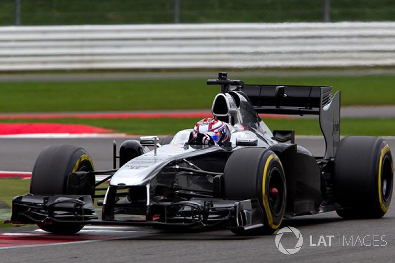 Onderscheiden door McLaren
