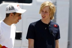 Sébastien Buemi, Toro Rosso, Brendon Hartley, Red Bull Racing third driver