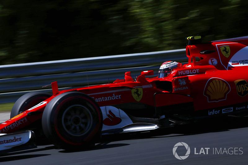 Кими Райкконен, Ferrari (116 очков, пятое место в общем зачете, лучший результат – второе место на Гран При Монако и Венгрии). Оценка Motorsport.com Россия – 7,5/10
