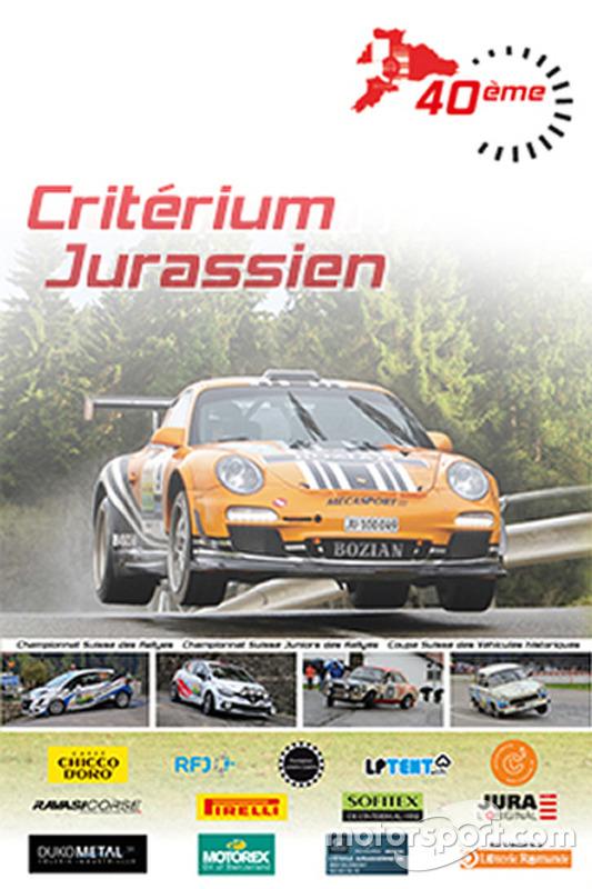 Critérium Jurassien, theaterplakat 2017
