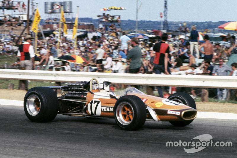 Sam Tingle, Team Gunston, Brabham BT24 Repco