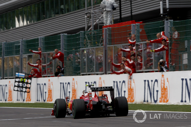 2009: Kimi Raikkonen, Ferrari F60