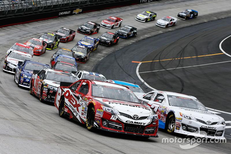 NASCAR 2018