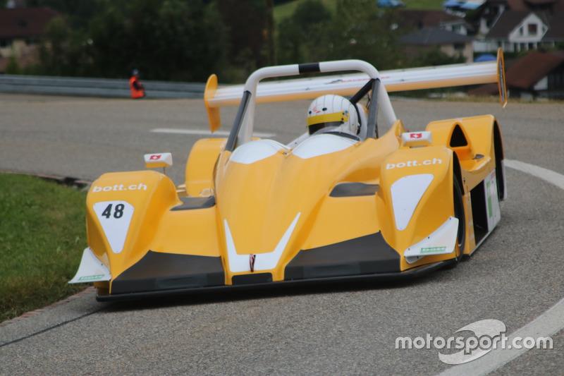 Daniel Mauerhofer, Norma M20F-Honda, Ecurie Basilisk