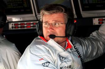 Pat Fry, McLaren