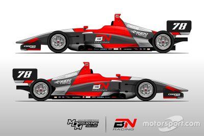 Annuncio BN Racing