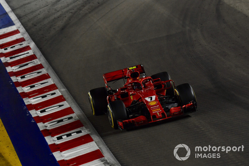 4 місце — Кімі Райкконен (Фінляндія, Ferrari) — коефіцієнт 10,00