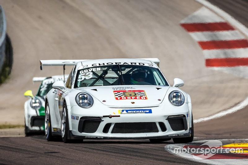 Yarış galibi Ayhancan Güven, Porsche 911 GT3, Attempto Racing