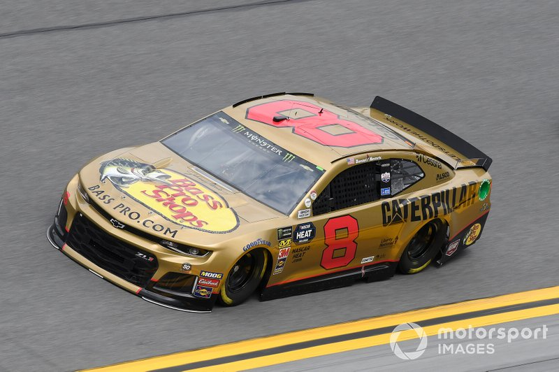 #8: Daniel Hemric, Richard Childress Racing, Chevrolet Camaro