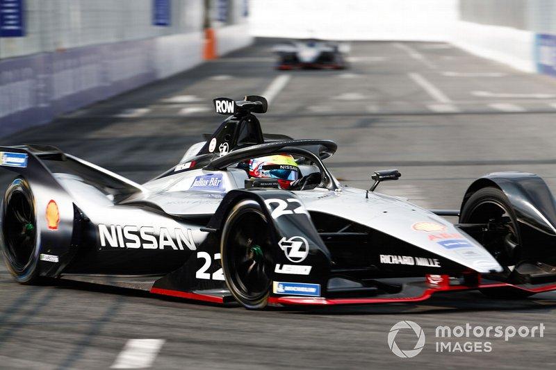 Оливер Роуленд, Nissan e.Dams, Nissan IMO1