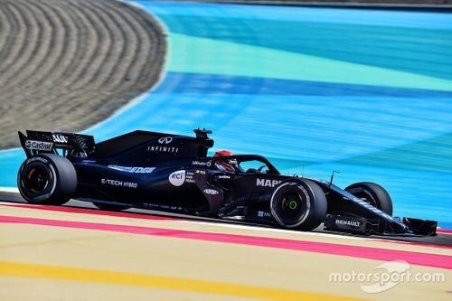 Renault Sport Academy test