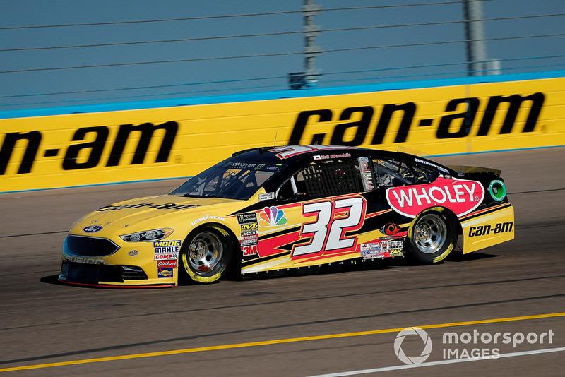 27. Matt DiBenedetto, Go FAS Racing, Ford Fusion Can-Am/Wholey