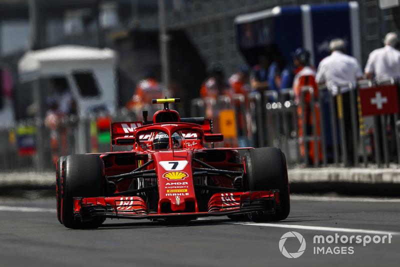 3. Kimi Räikkönen - 7,41