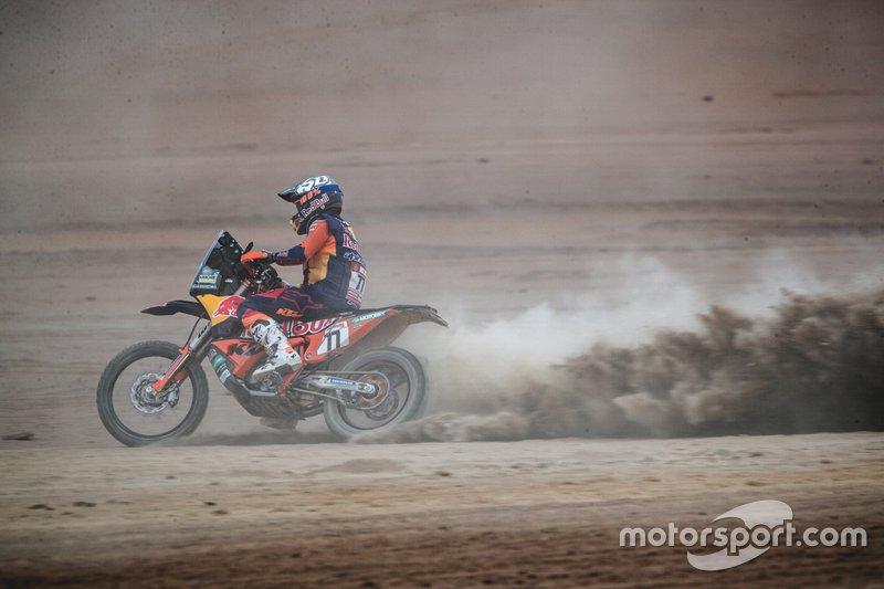 #77 Red Bull KTM Factory Racing KTM: Лусіану Бенавідес
