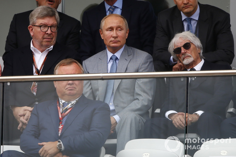 F1 2018 - Orosz Nagydíj - Szocsi