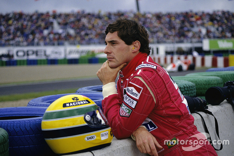 3: Ayrton Senna (1988, 1990, 1991)