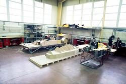 Estudio sobre modelo Fórmula 1