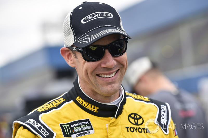 Matt Kenseth, Joe Gibbs Racing Toyota