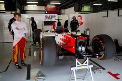 Jordan King, MP Motorsport