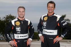 Mads Ostberg, Ola Floene, Team JipoCar M-Sport