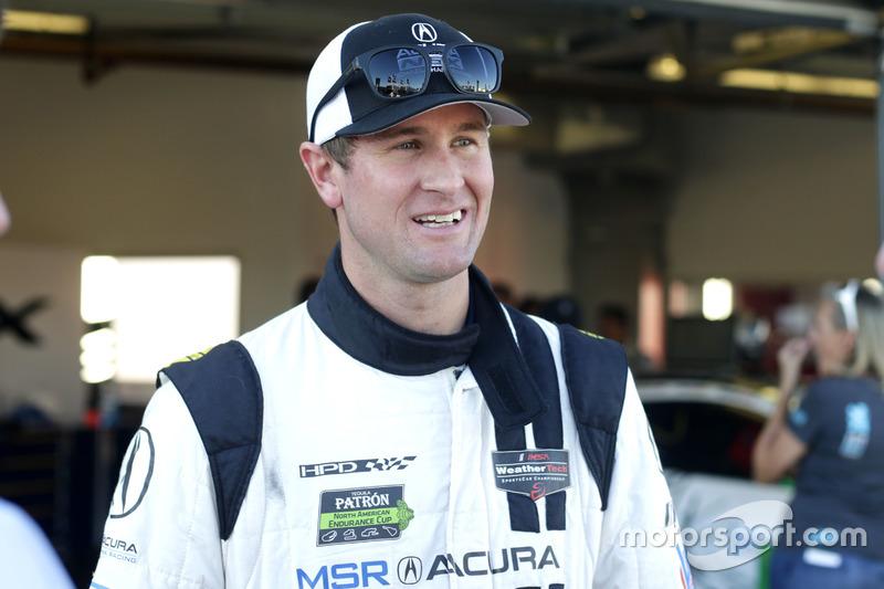 Ryan Hunter-Reay, Michael Shank Racing Acura NSX