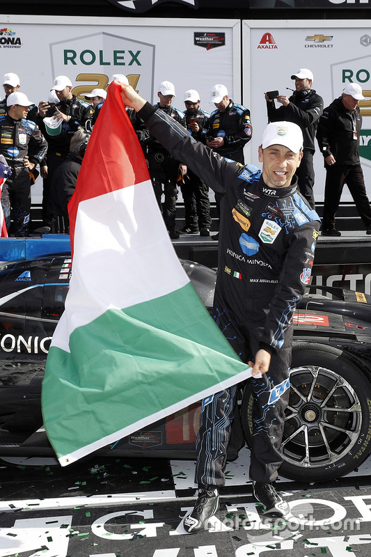 Ganadores, Max Angelelli, Wayne Taylor Racing