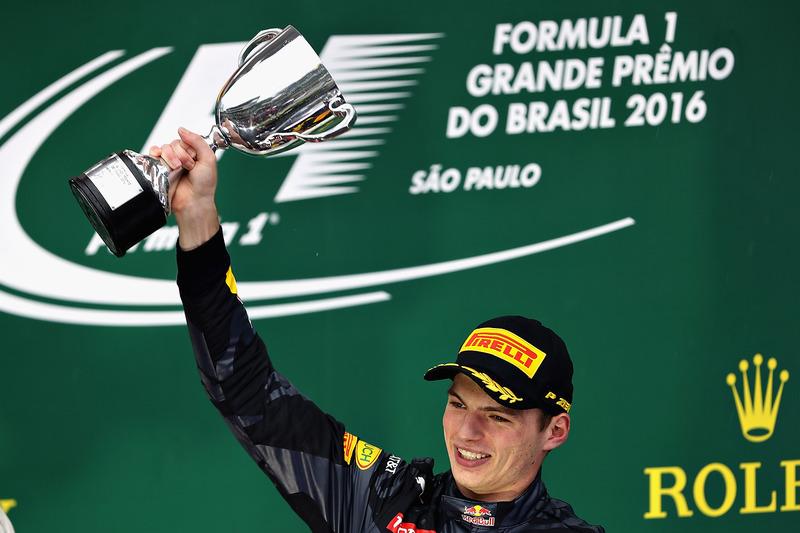 Tercero, Max Verstappen, Red Bull Racing