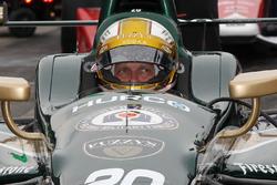Ед Карпентер, Ed Carpenter Racing Chevrolet