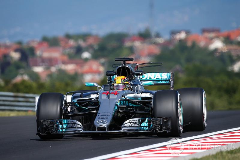 11 - GP de Hungría 2017