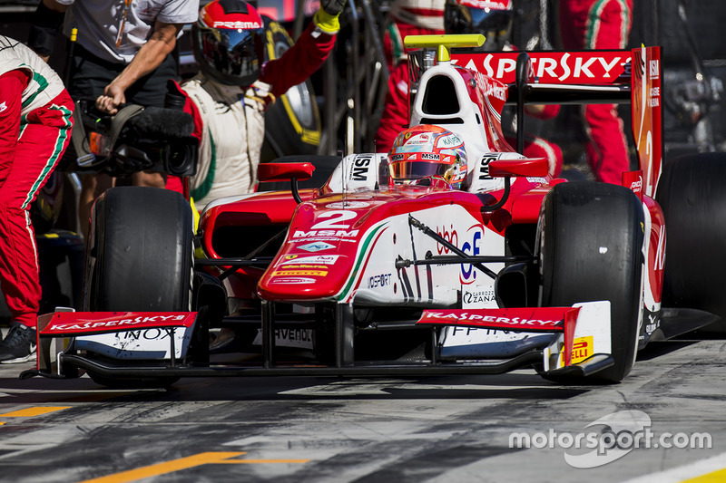 Antonio Fuoco, PREMA Powerteam