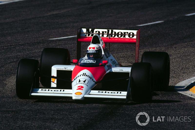 1989 - McLaren MP4/5
