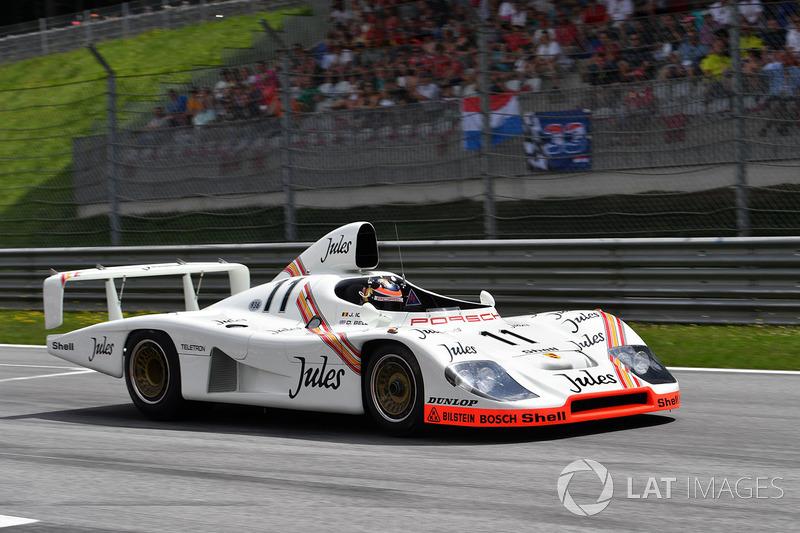 Брендон Хартлі, Porsche 936