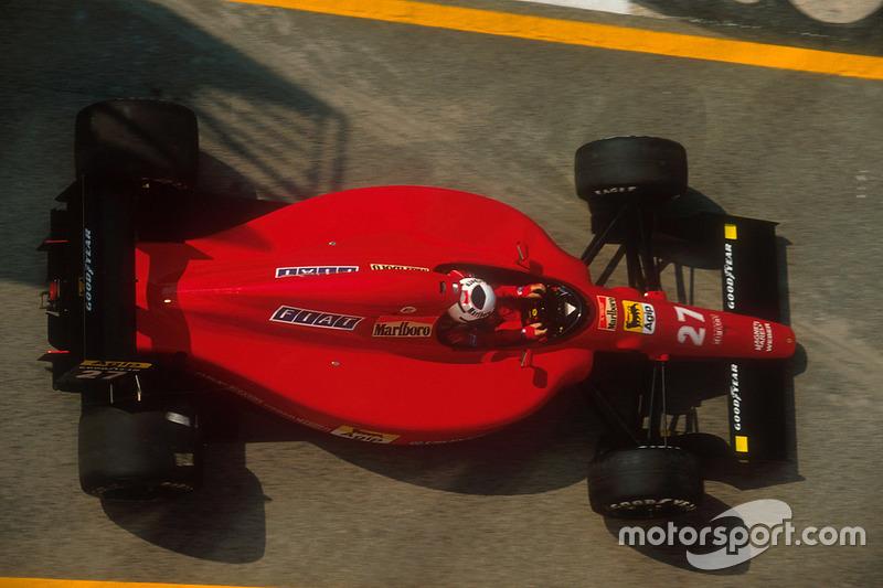 Alain Prost – GP de San Marino de 1991