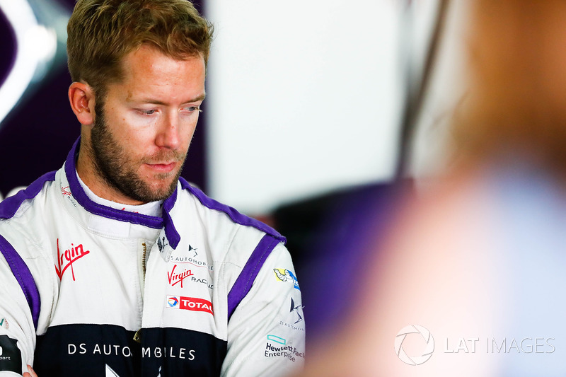 #2 Sam Bird, DS Virgin Racing